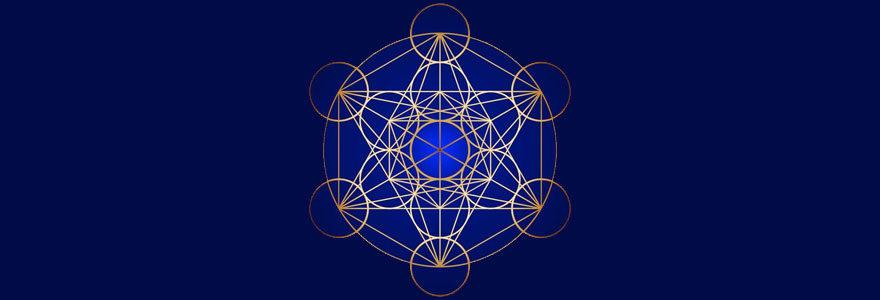 le cube de Metatron