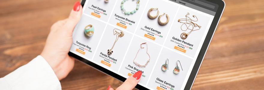 bijoux en ligne